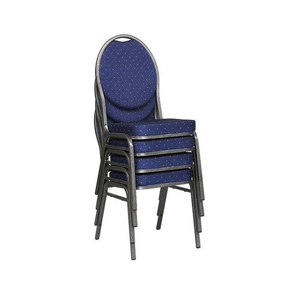 Herman konferenciaszék - kék